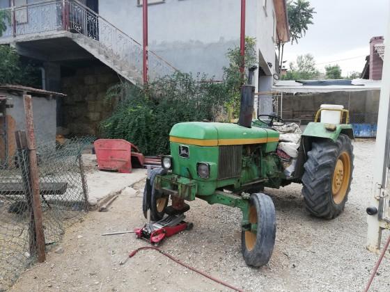 Traktör marka hiç değişmez