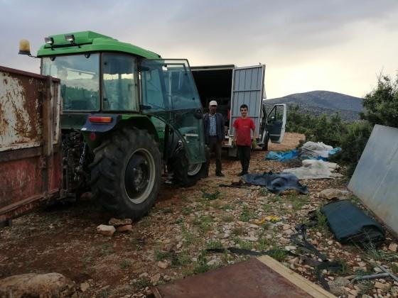 Traktör bizim işimiz