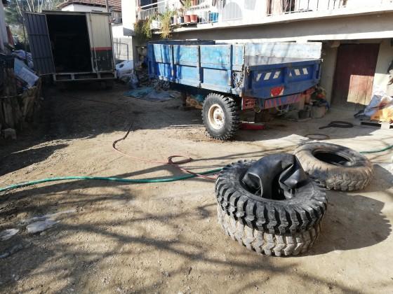 Büyükköyde lastik montajı