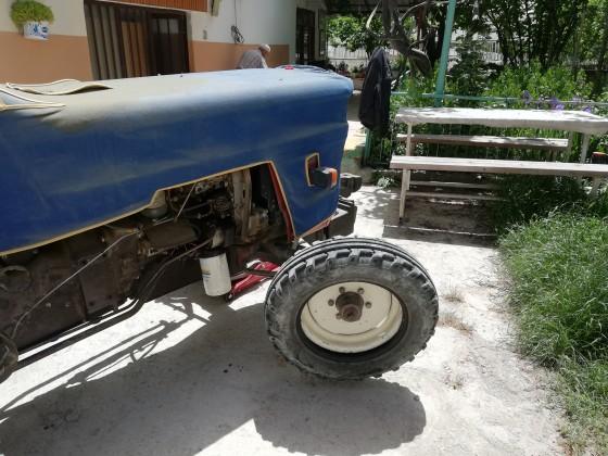 Traktör lastiği denince ilk isim