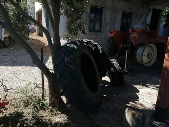 Traktör lastiği denince akla ilk gelen